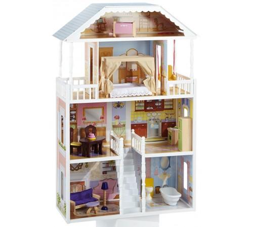 kidkraft 65023-msn Домик для кукол savannah dollhouse