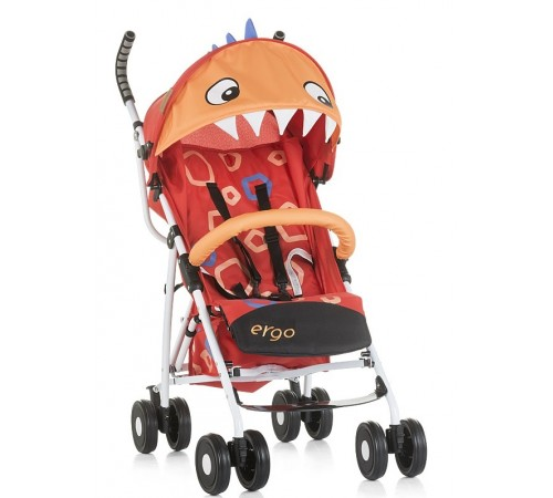 Детские коляски в Молдове chipolino Коляска ergo dragon lkeg01904rd красный
