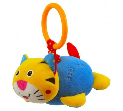 """Jucării pentru Copii - Magazin Online de Jucării ieftine in Chisinau Baby-Boom in Moldova baby mix  ef-te-8377g-13t zuruitoare din plus """"tigru"""""""