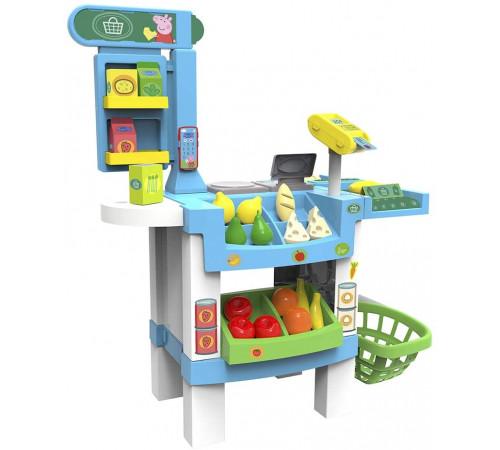 "chicos 84119 set de joc ""supermarket peppa pig"""