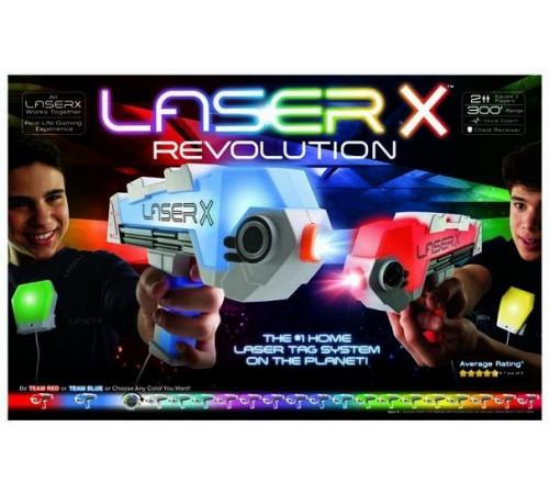 """Детскиймагазин в Кишиневе в Молдове laser x 88046 Игровой набор для лазерных боев """"laser x double"""""""