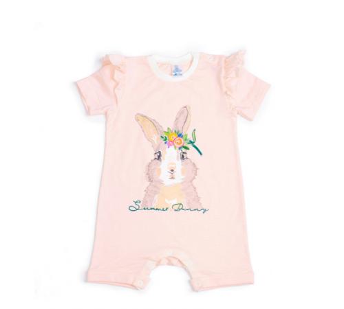 Одежда для малышей в Молдове veres 111.77.74 Песочник summer bunny р.74