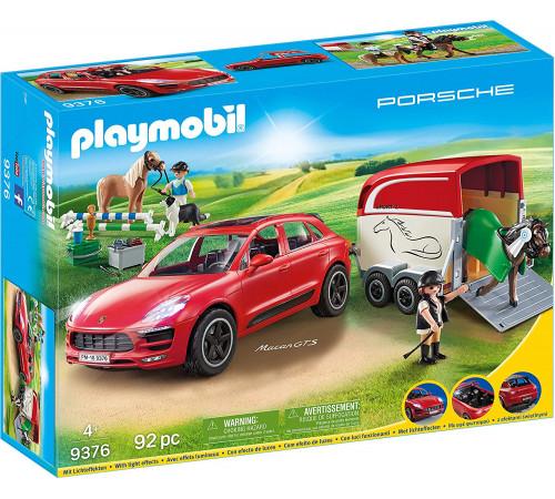 "Jucării pentru Copii - Magazin Online de Jucării ieftine in Chisinau Baby-Boom in Moldova playmobil 9376 set de joc ""porsche macan gts"""