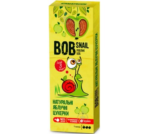 """Детское питание в Молдове bob snail Натуральные конфеты """"Яблоко"""" (30 гр.)"""
