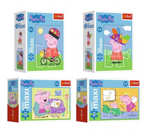 "Jucării pentru Copii - Magazin Online de Jucării ieftine in Chisinau Baby-Boom in Moldova trefl 56000 puzzle minimaxi ""peppa's fun"" (20 el.) În sort."