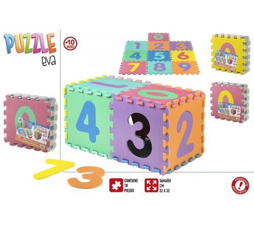 """Jucării pentru Copii - Magazin Online de Jucării ieftine in Chisinau Baby-Boom in Moldova color baby 43648 covoras """"cifre"""" 10el"""