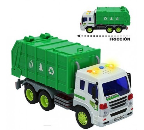 color baby 43821 Машина мусоровоз