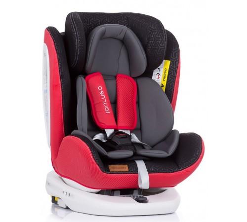 chipolino scaun auto tourneo 360° stktou205re  gr. 0+/1/2/3 ( 0-36 kg.) rosu