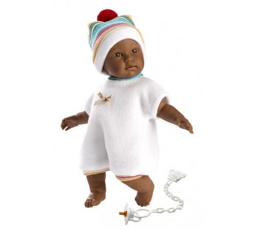 Детскиймагазин в Кишиневе в Молдове llorens Интерактивная кукла Куки мулатка 30008 (30 см.)