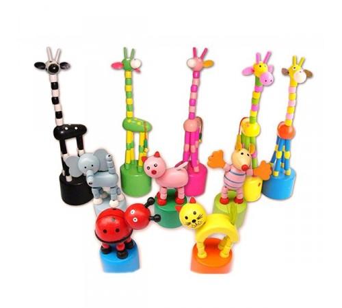Jucării pentru Copii - Magazin Online de Jucării ieftine in Chisinau Baby-Boom in Moldova op РЕ06.35 marioneta din lemn in sort.