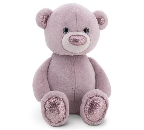 orange toys Пушистый сиреневый медведь ot3002/35 (35 см.)