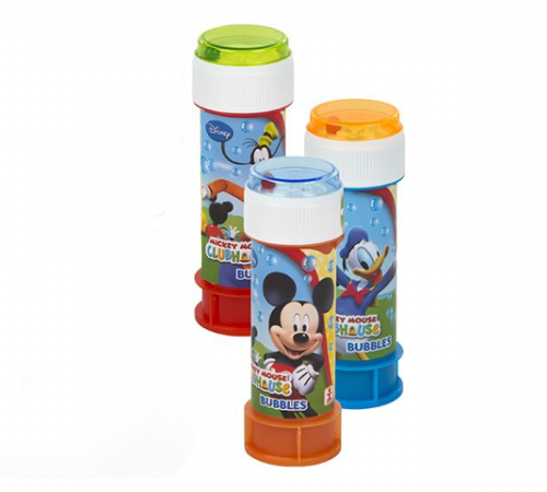 color baby 22900 mickey mouse – Мыльные пузыри, 60 мл