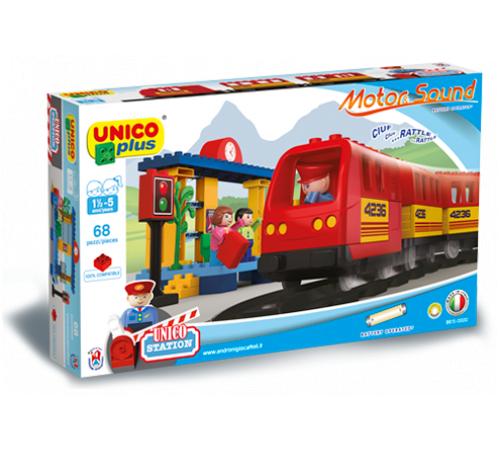"androni 8615-0000 constructor unicoplus ""gara"" (68 de copii)"