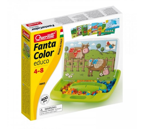quercetti 0662 Мозаика fantacolor educational