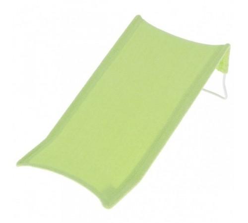 tega baby Лежачёк для ванны махровый dm-015-138 зеленый