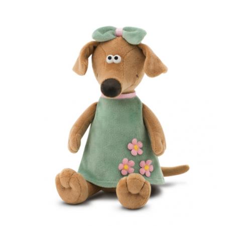 lucky doggy (orange toys)   Дог Зуза 30см 7646/30