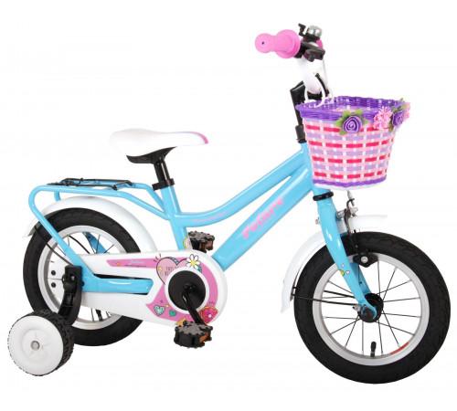 "volare 91243 Велосипед 12 ""brilliant"" голубой"