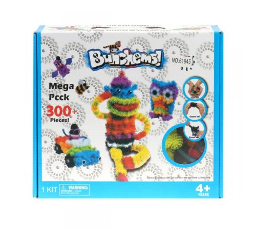 Jucării pentru Copii - Magazin Online de Jucării in Chisinau Baby-Boom in Moldova op РЕ02.134 constructor moale (300 piese)