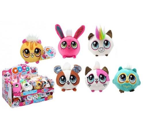 "Jucării pentru Copii - Magazin Online de Jucării ieftine in Chisinau Baby-Boom in Moldova color baby 43391 jucarie de plus ""zuru coco"" in sort."