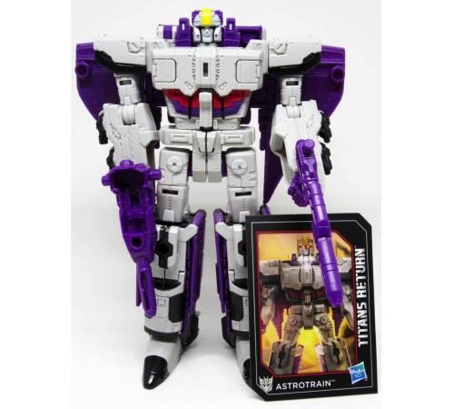 transformers b7769 Трансформеры Дженерэйшнс: Войны Титанов Вояджер
