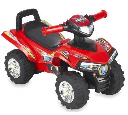 baby mix ur-hz551 Квадрацикл красный