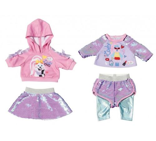 "zapf creation 828182 oдежда для куклы ""Мода и стиль"" baby born"
