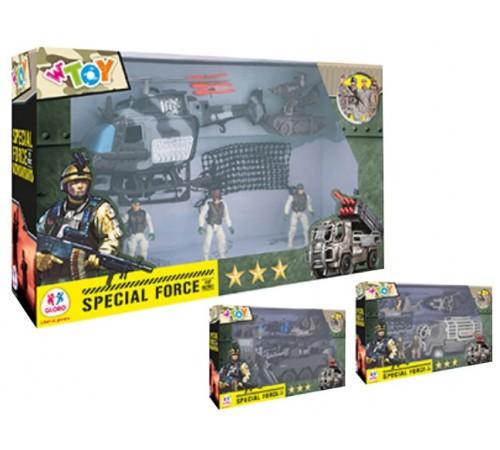 globo 39856 Игровой набор военной техники  w'toy в асс.