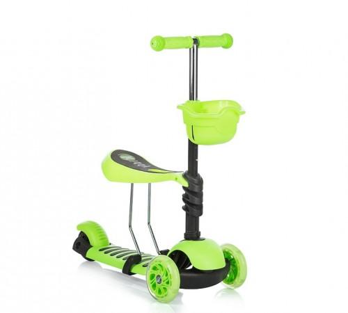 chipolino scuter kiddy dski01703gr verde