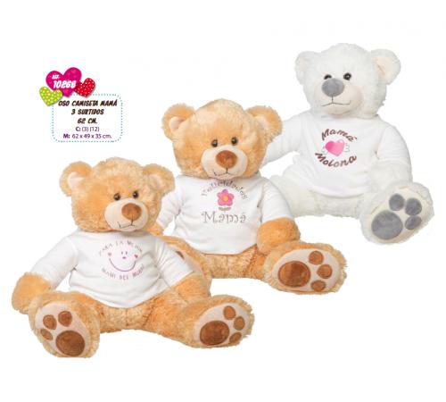 artesania beatriz, 10268 Мягкая игрушка Медведь 62 см