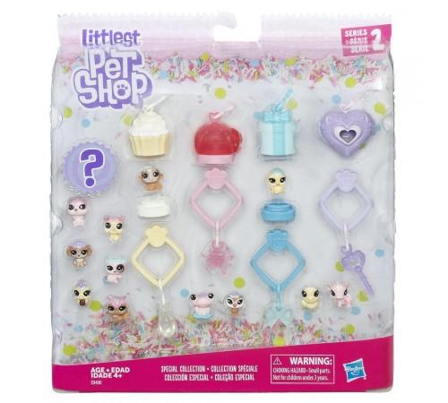 """littlest pet shop e0400 Игровой набор """"Зефирные Петы"""""""
