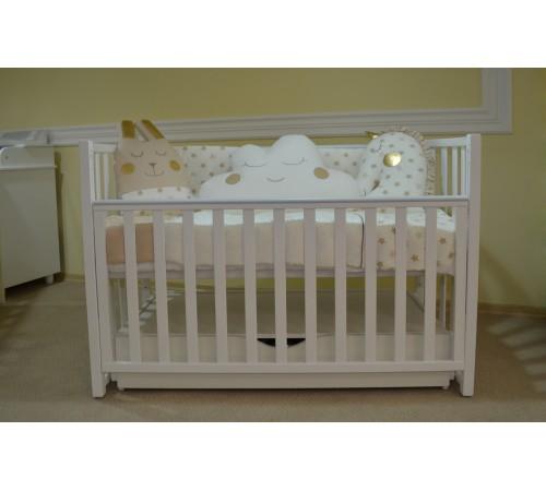 show baby Постель с подушками бежевый