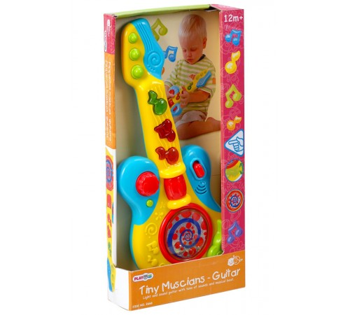 """Детскиймагазин в Кишиневе в Молдове playgo 2666 Музыкальная игрушка """"Гитара"""""""