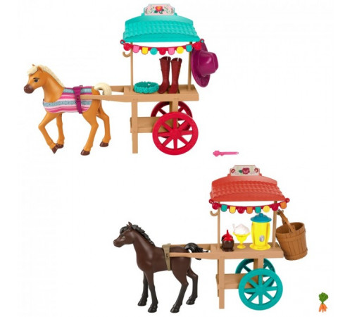 "Jucării pentru Copii - Magazin Online de Jucării ieftine in Chisinau Baby-Boom in Moldova spirit gxf68 set de joc ""street fair' (sort.)"