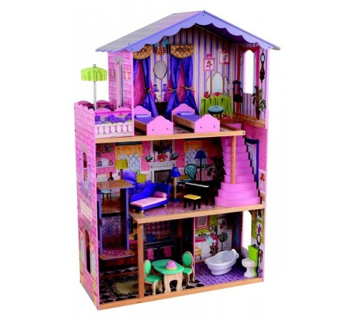 kidkraft 65082-msn Домик для кукол my dream dollhouse