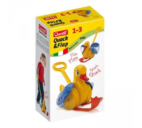 """Jucării pentru Copii - Magazin Online de Jucării ieftine in Chisinau Baby-Boom in Moldova quercetti 4180 jucarie de impins """"quack & flap"""""""
