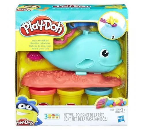 """Детскиймагазин в Кишиневе в Молдове play-doh e0100 Игровой набор """"Веселый Кит"""""""