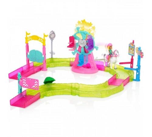 """barbie in motion set """"parcul de distractii"""" fhv70"""