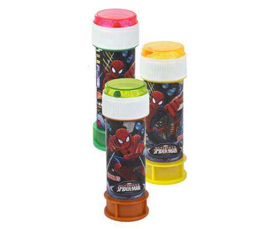color baby 22985 spiderman – Мыльные пузыри, 60 мл