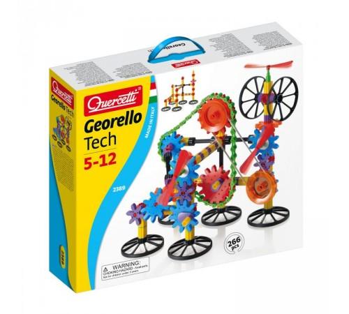 Детскиймагазин в Кишиневе в Молдове quercetti 2389 Конструктор georello 3d gears