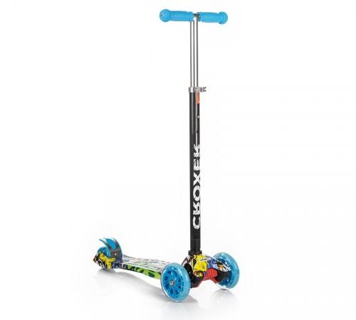 chipolino scuter croxer dscr01701bl albastru