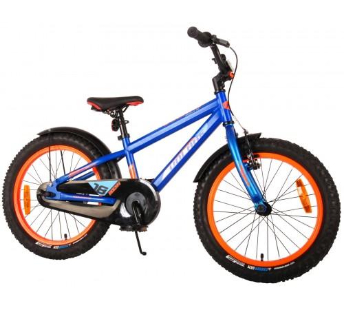 "volare 91860 Велосипед ""rocky 18"" голубой"