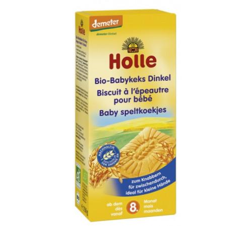 Детское питание в Молдове holle bio organic Печенье спельтовое (8 м+) 150 гр.