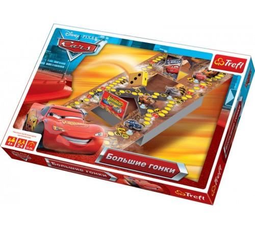 """Jucării pentru Copii - Magazin Online de Jucării ieftine in Chisinau Baby-Boom in Moldova trefl 00866 joc de masă """"cars"""" - marea cursa"""