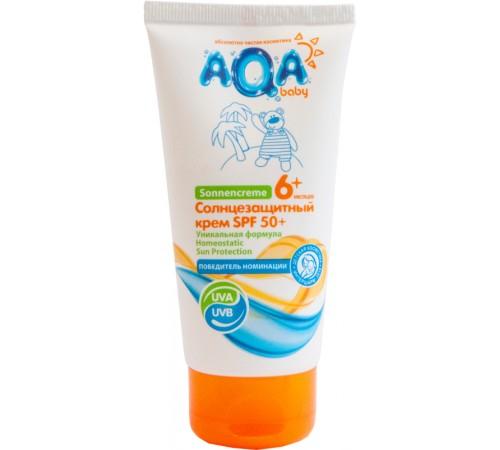 80.32 aqa baby Солнцезащитный крем spf50 75 мл 260960