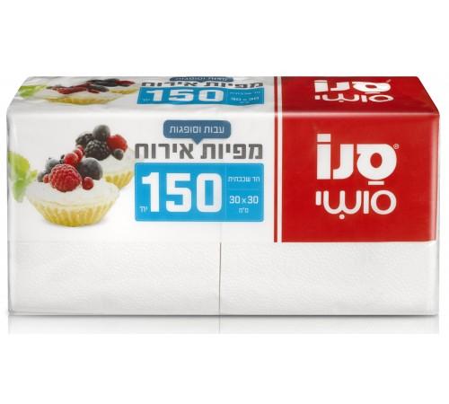 sano Бумажные салфетки sushi soft (150 шт.) 424847