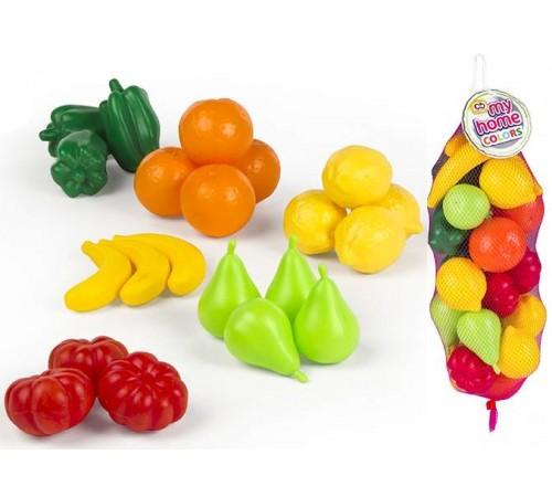 Детскиймагазин в Кишиневе в Молдове color baby 43293 Набор фруктов и овощей