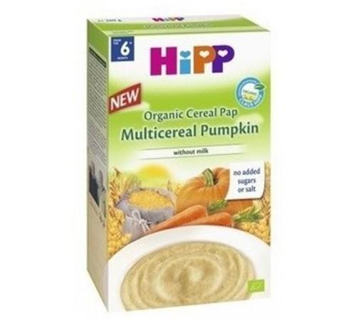 hipp 2897 terci organic fără lapte multicereale cu dovleac 200 gr. (6m+)