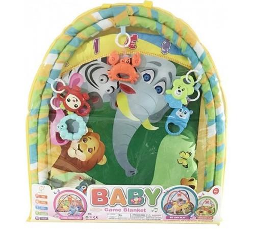 "Jucării pentru Copii - Magazin Online de Jucării ieftine in Chisinau Baby-Boom in Moldova op МЛЕ1.191 covoras educativ ""safari"""