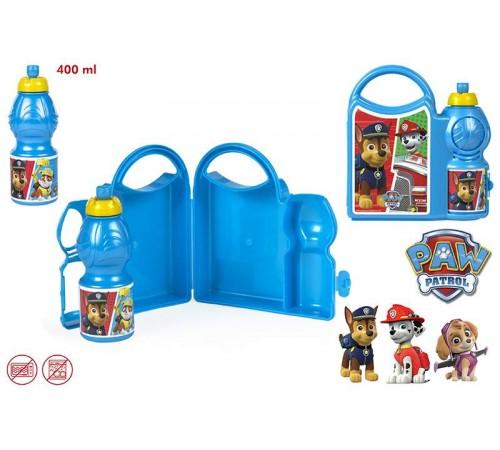 color baby 76851 Контейнер для ланча с бутылочкой (400 мл.)