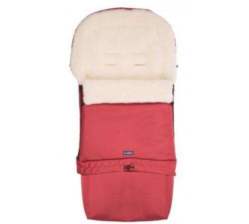 womar zaffiro Спальный мешок s20 sleep&grow wool темно-красный